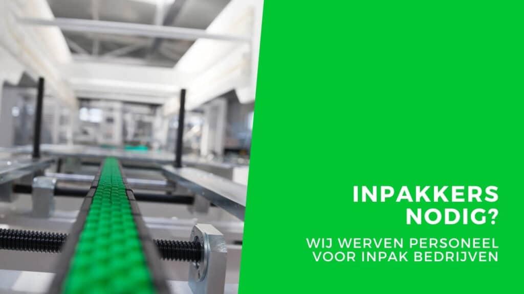 Noordplus verzorgd werving en selectie van inpakkers voor voedsel en bloemen bedrijven